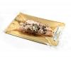 Darnes de saumon fumées à chaud.